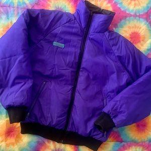 Columbia sport puff jacket